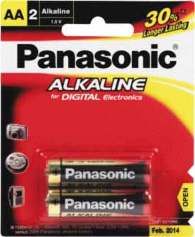 Pin AA/AAA Panasonic PLR6TH